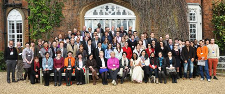 Attendees of the Windsor Conference 2012